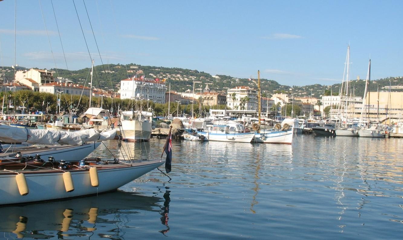 Travel and Hotel information for St Tropez on The French Riviera